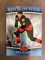 Dion Phaneuf 2006-07 Flair Showcase Wave of the Future Calgary Flames #WF7