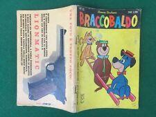 BRACCOBALDO n.33 Ed. Mondadori (1967) HANNA BARBERA Fumetto Mensile