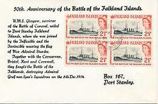 Elizabeth II (1952-Now) Used Falkland Islands Stamps