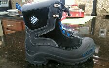 Hiking Columbia Omni-Heat Snow boots size 3Y Women 5