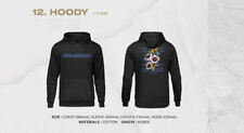 ATEEZ World Tour The Fellowship : Map The Treasure OFFICIAL GOODS HOODIE HOODY