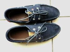 Tommy Hilfiger Bootsschuhe Leder Boots Gr. 44
