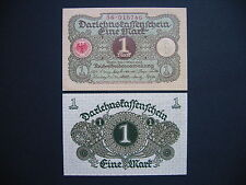 GERMANY  1 Mark 1.3.1920  Ros. 64  (P58)  UNC