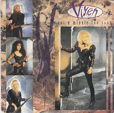 Vixen-not a minute too soon/fallen hero 45""
