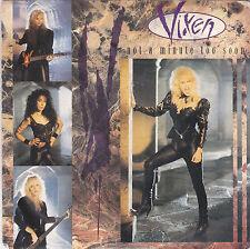 """Vixen-not a minute too soon/fallen hero 45"""""""