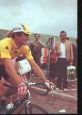 BERNARD HINAULT Cyclisme PHOTO cycling radsport Tour de France Maillot jaune