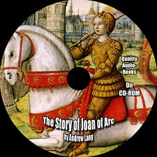 The Story of Joan of Arc, Andrew Lang, MP3 AudioBook 1 CD