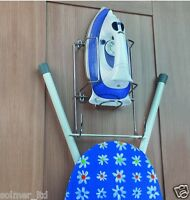Door or Wall Mounted Iron and Ironing Board Holder - 520.20.200 (11866)