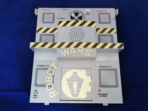 BBC ROBOT WARS ARENA DOORS MAIN AND SIDE SFX - HIGHLY COLLECTABLE