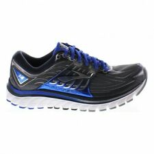 Original Brooks Glycerin 14 Men's Running Shoes - Black/Blue 110236 1D 017