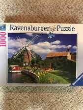 Ravensburger - Windmill Country - 1000 Piece Jigsaw Puzzle - 157860