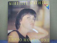 MIREILLE MATHIEU - Canta ENNIO MORRICONE - LP - GATEFOLD - 33 GIRI - NM/MINT