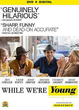 While We're Young [DVD + Digital] Stiller, Ben, Horovitz, Adam, Maher, Matthew