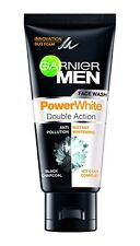 10x100 GRAM OF GARNIER MEN DOUBLE ACTION FACE WASH WITH FREE WORLDWIDE SHIPPING
