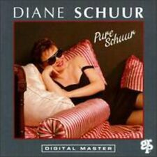 Diane Schuur - Pure Schuur [New CD] Manufactured On Demand