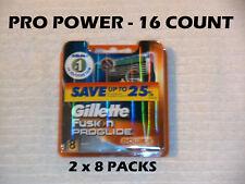 Gillette Proglide Power - 16 Blades (2 x 8 Pack)