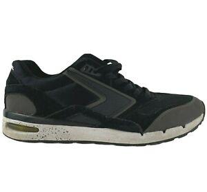 Brooks Fusion Heritage Running Shoes Black Mens US 9.5 Med Width (D) 1101941D021