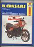 Kawasaki GPZ750 GT750 Z750 (80-82) Haynes Manual GPZ GT Z 750 Shaft Chain BF21