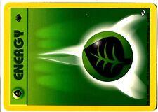 POKEMON GYM HEROES 1ed N° 129/132 GRASS ENERGY