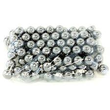 Avler 12 Inch 50 Caliber Steel Bearing Balls For Slingshot Ammo Pack Of 100