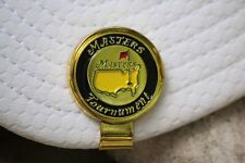 The Masters Tournament 2017 Ball Marker & Hat Clip - Combination
