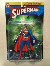DC DIRECT COLLECTIBLES SERIES 1 RARE CYBORG SUPERMAN FIGURE DEATH OF SPRMN 52210