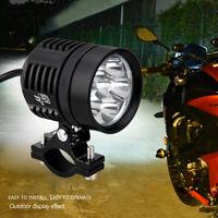 Motorcycle Motorbike RV LED Spot Light Car Headlight Fog Driving Lamp Waterproof