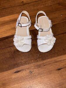 Toddler Girl Dress Sandals Size 8