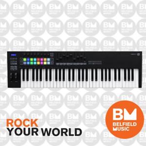 Novation LaunchKey 61 MK3 MIDI Controller 61 Key MKIII Launch Key - Brand New