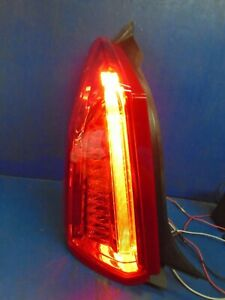 17 18 19 Cadillac ATS coupe Taillight OEM Left JJ388 4 PIN 84315575 chip