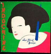 INDOCHINE - LE PERIL JAUNE (LP /33 TOURS VINYL) FRANCE 1983