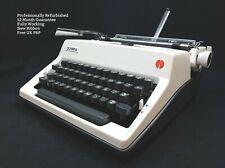 More details for olympia sm9 typewriter working & refurbished vintage 1970s desk portable