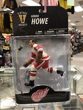 McFarlane Hockey GORDIE HOWE: Legends 7 Variant Red Wings Chase white jersey
