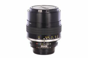 Nikon 105mm f1.8 Nikkor AIS, serviced, almost mint, 6 month guarantee