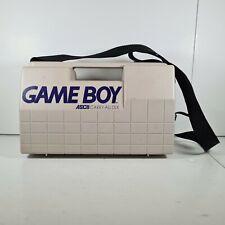 Nintendo Gameboy DMG ASCII Carry-All- DLX Large Hard Plastic Console Case