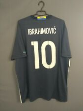 Ibrahimovic Sweden Jersey 2016 2017 Away XXL Shirt Trikot Adidas AA0456 ig93