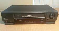 Hitachi Da4 Vt-Mx4410A 4 Head Vhs Vcr Video Cassette Recorder Player