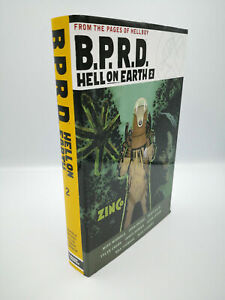 DELUXE HC B.P.R.D Hell On Earth Omnibus Vol. 2 BPRD Hardcover Dark Horse OOP