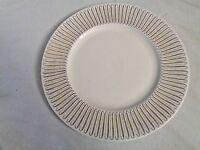 "Vintage Royal Albert LUNCH Salad Sandwich PLATE CAPRI 9 1/4"" England Bone China"