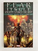 Fear Itself Uncanny X-Force/The Deep Marvel Comics Trade Paperback graphic novel
