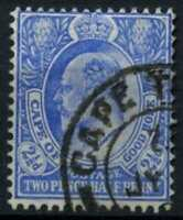 Cape Of Good Hope 1902-4 SG#73, 2.5d Ultramarine KEVII Used #D69419