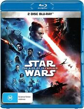 Star Wars The Rise of Skywalker 2 Disc BLURAY Postage 2020