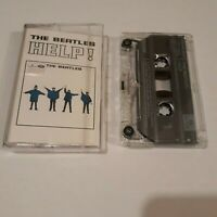 THE BEATLES HELP! CASSETTE TAPE PARLOPHONE EMI UK 1992