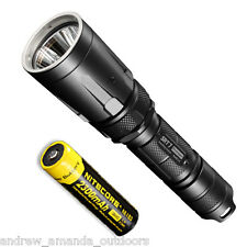 Nitecore SRT7 960 Lumens Flashlight w/Nitecore NL183 Battery