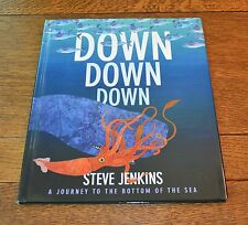 DOWN DOWN DOWN, JOURNEY TO THE BOTTOM OF THE SEA - S.JENKINS - NEW 2009 HARDBACK