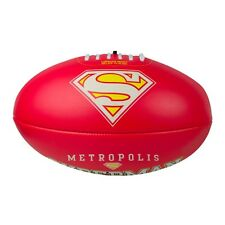 Sherrin Soft Touch Kids Glow-In-The-Dark Football Superman
