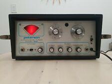 Vintage peterson strobe tuner - model 520, great condition!