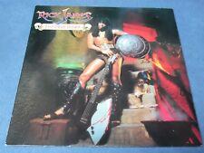 Rick James - Throwin' Down / Motown Records Printed Germany 1982 Soul Funk LP