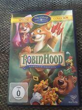 Robin Hood-Special Collection-Walt Disney--DVD-FSK 0-guter Zustand !