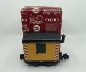 LGB 40480 Workman Car EX/Box